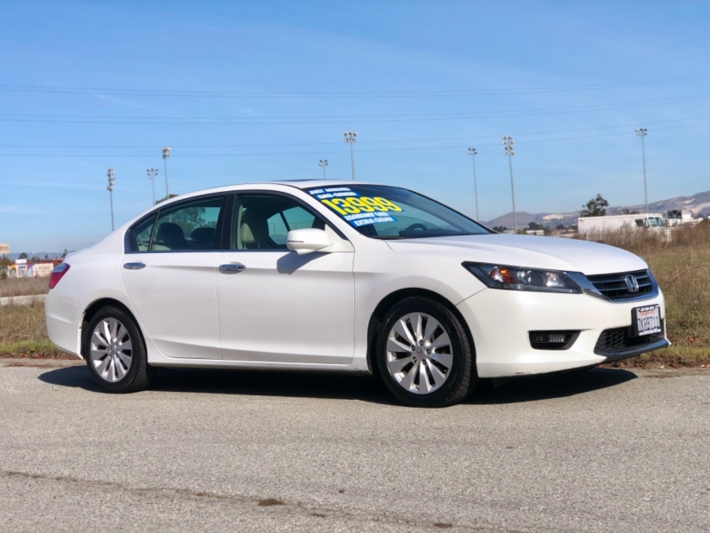Honda Accord Sedan 2015 price $12,999