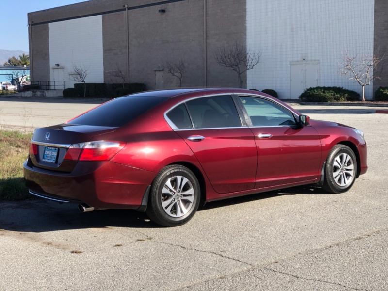 Honda Accord Sedan 2015 price $0