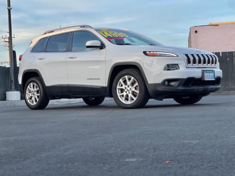 Jeep Cherokee 2017 price $14,999