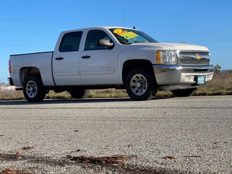 Chevrolet Silverado 1500 2013 price $20,999