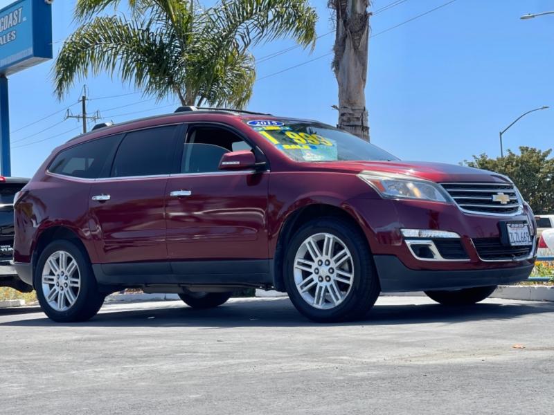 Chevrolet Traverse 2015 price $17,999