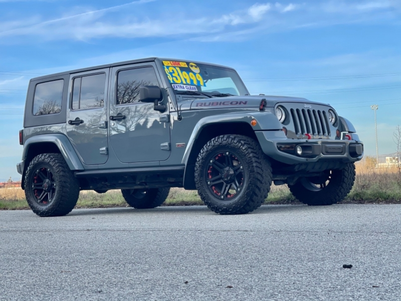 Jeep Wrangler Unlimited 2013 price $31,499