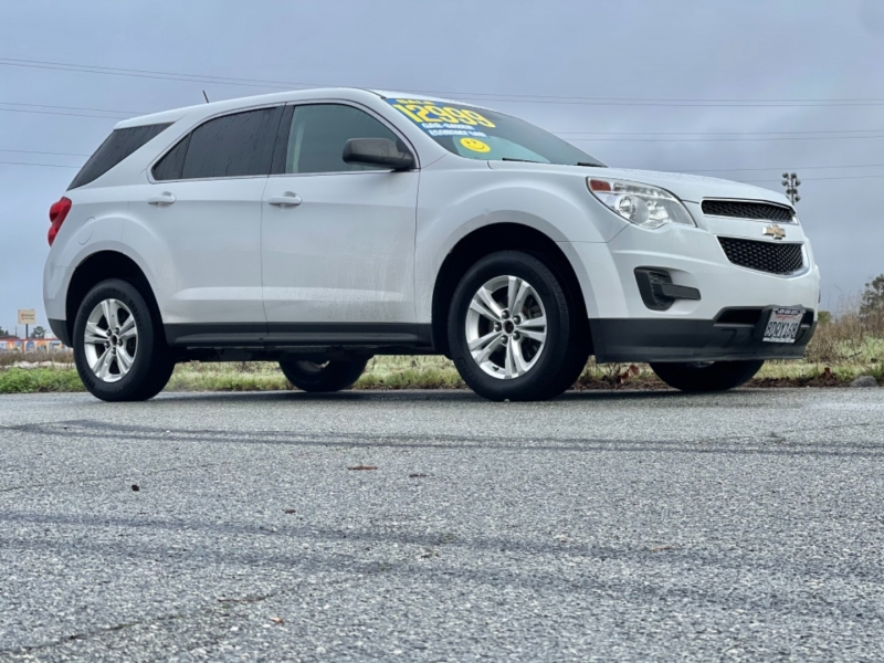 Chevrolet Equinox 2015 price $12,999
