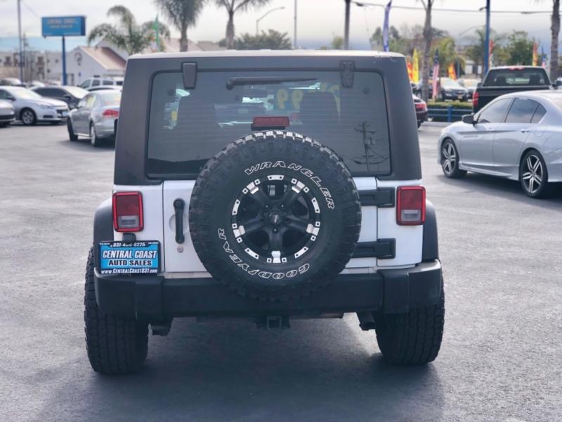 Jeep Wrangler 2012 price $21,999