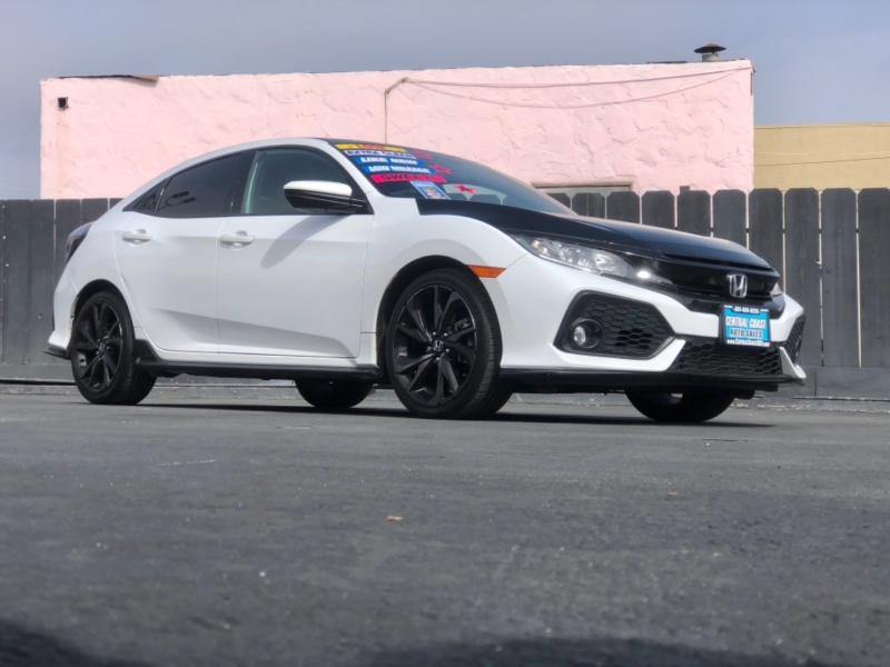 Honda Civic Hatchback 2017 price $16,999