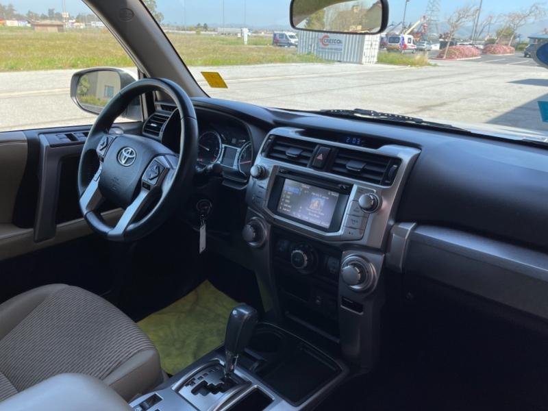 Toyota 4Runner 2014 price $25,999