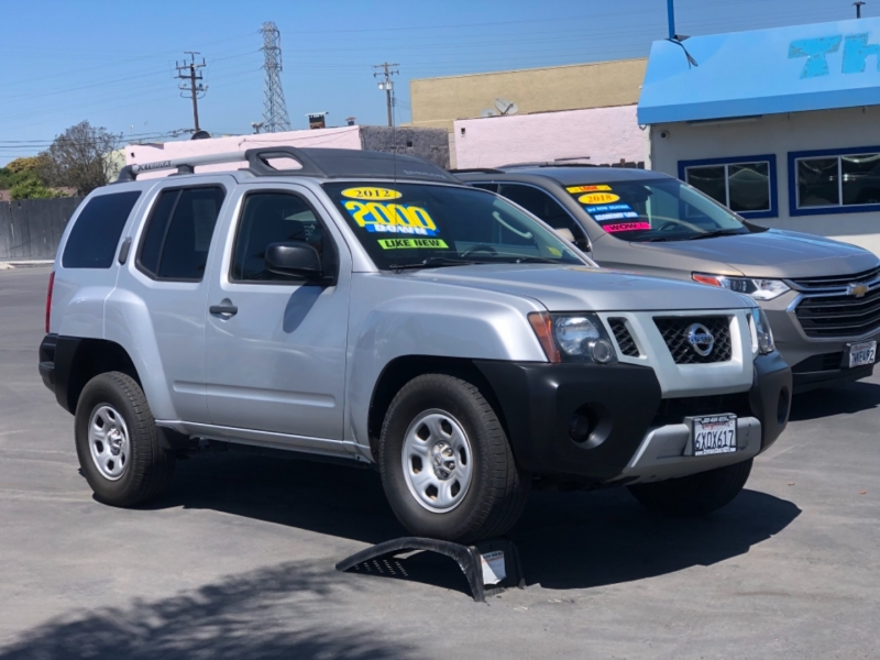 Nissan Xterra 2012 price $10,999