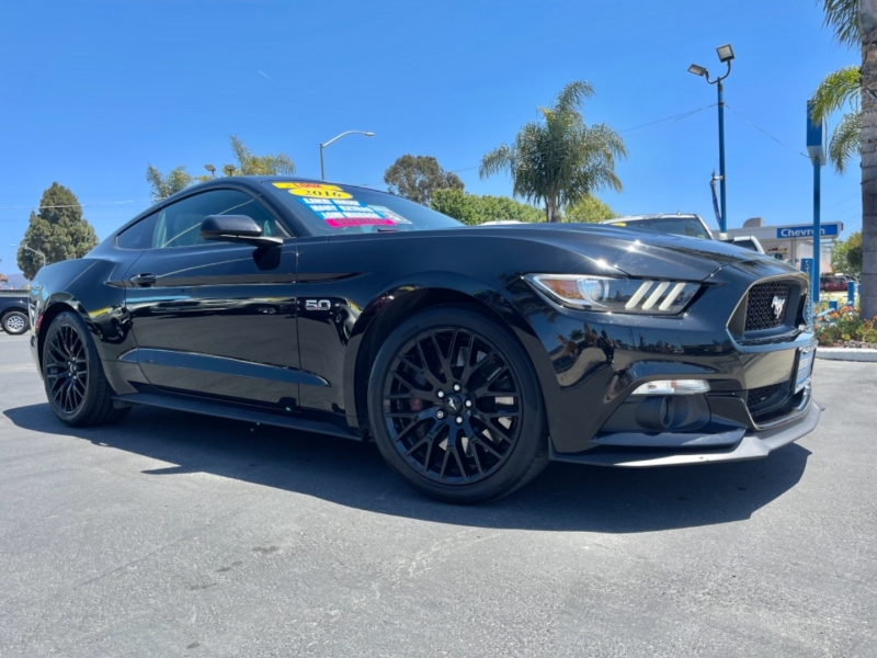 Ford Mustang 2016 price $32,999