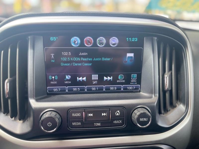Chevrolet Colorado 2017 price $28,999