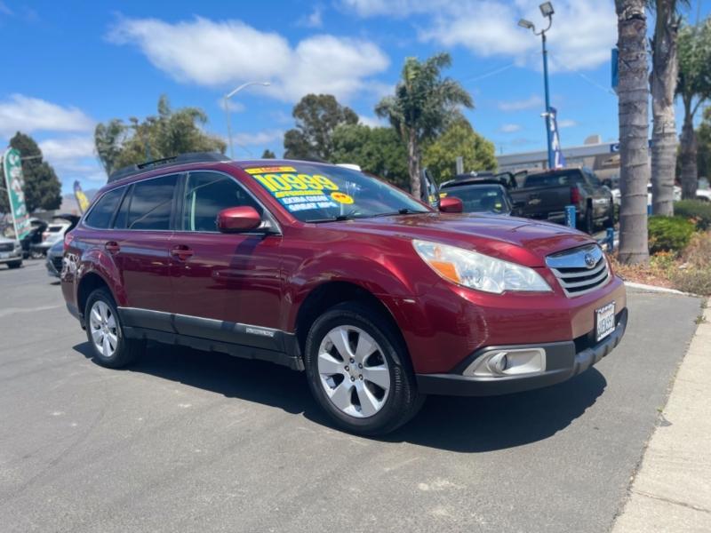 Subaru Outback 2012 price $0