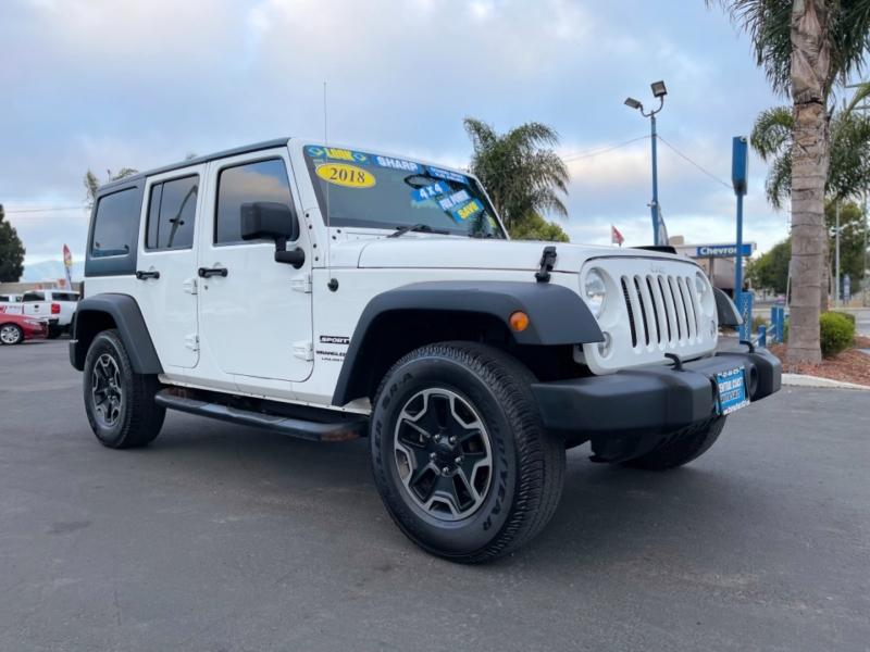 Jeep Wrangler JK Unlimited 2018 price $0