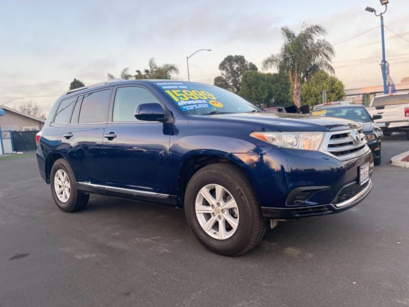 Toyota Highlander 2013 price $14,999