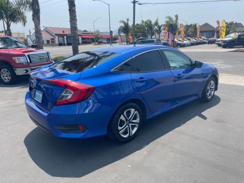 Honda Civic Sedan 2018 price $0