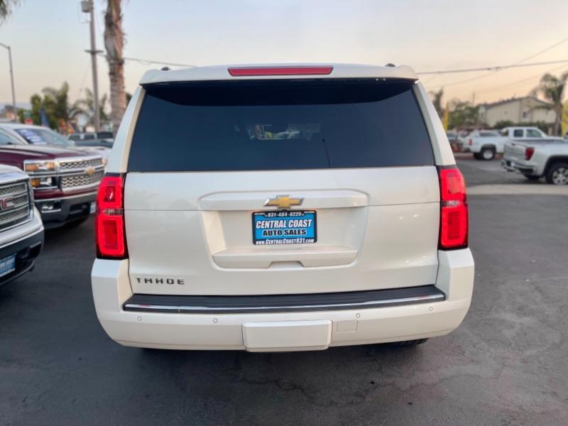 Chevrolet Tahoe 2015 price $0