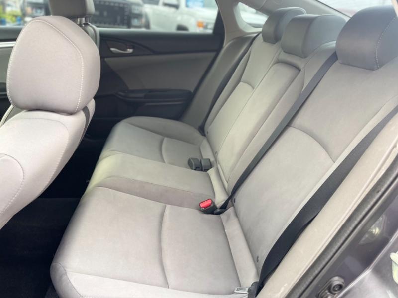 Honda Civic Sedan 2017 price $0
