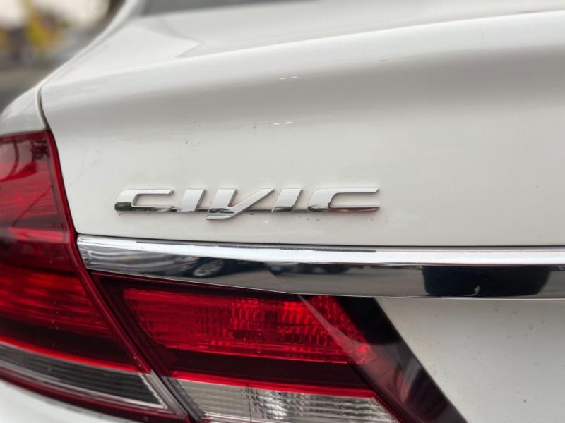 Honda Civic Sedan 2014 price $0