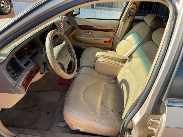 MERCURY GRAND MARQUIS 1997 price $3,495