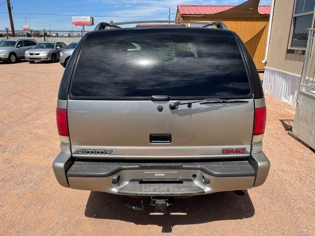 GMC JIMMY 2000 price $3,995