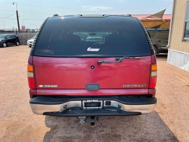 CHEVROLET TAHOE 2003 price $4,995