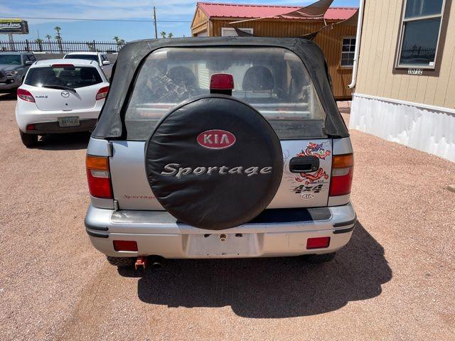 KIA SPORTAGE 2002 price $4,995