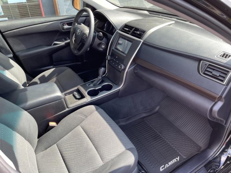 Toyota Camry 2017 price $18,795