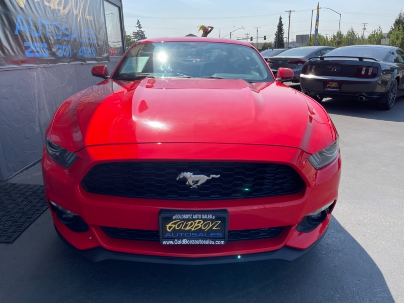 Ford Mustang 2017 price $22,995