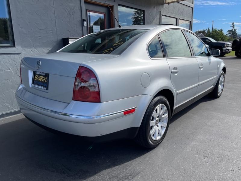 Volkswagen Passat 2003 price $5,995