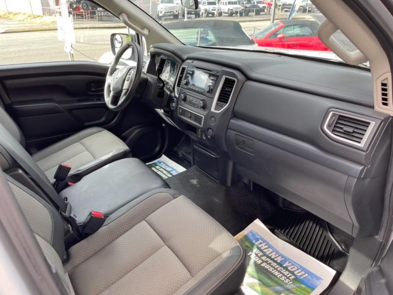 Nissan Titan 2017 price $22,995