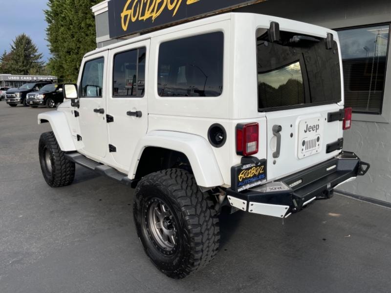 Jeep Wrangler Unlimited 2012 price $32,995