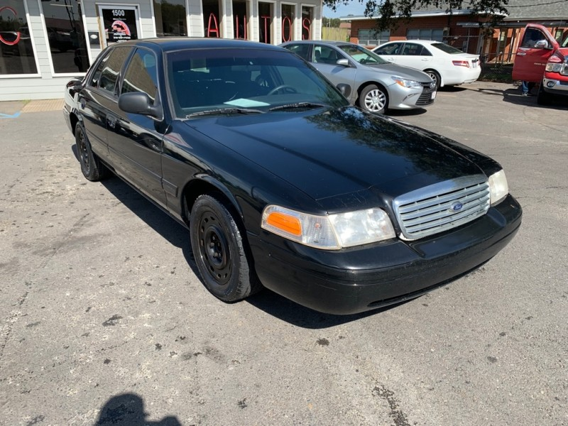 FORD CROWN VICTORIA 2008 price $5,900