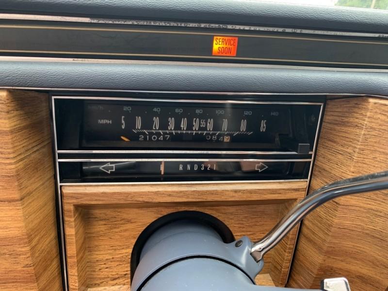CADILLAC FLEETWOOD 1984 price $4,900