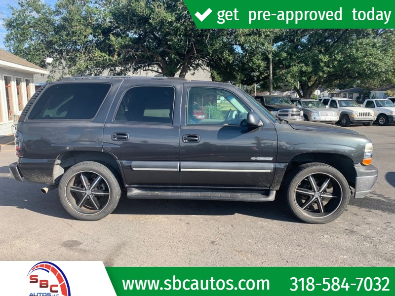 CHEVROLET TAHOE 2003 price $7,900