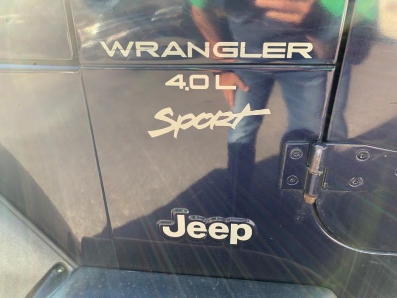 JEEP WRANGLER / TJ 1999 price $10,900