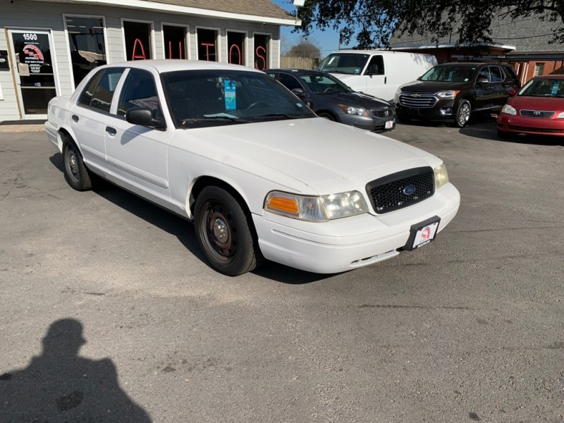 FORD CROWN VICTORIA 2007 price $5,900