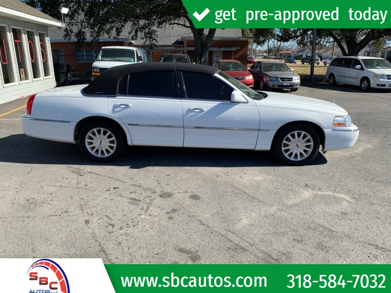 LINCOLN TOWN CAR 2007 price $5,900