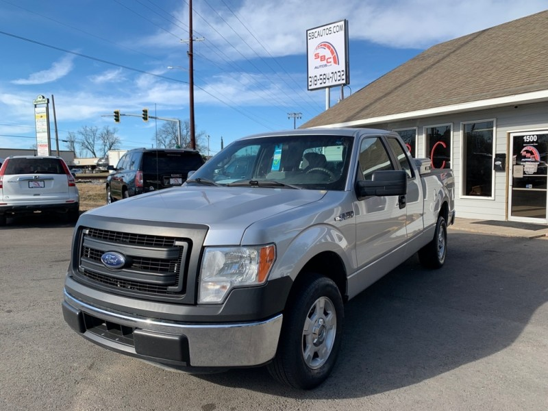 FORD F150 2014 price $15,900