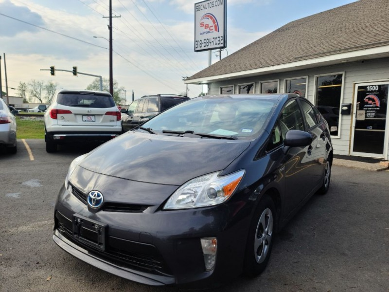 TOYOTA PRIUS 2015 price Call for price
