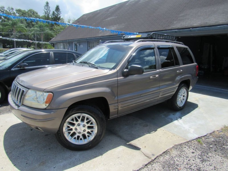 2002 jeep grand cherokee limited integrity motors of florida dealership in tampa 2002 jeep grand cherokee limited