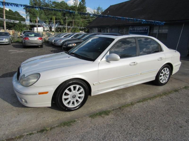 HYUNDAI SONATA 2002 price $2,995