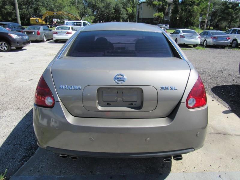 NISSAN MAXIMA 2007 price $4,995