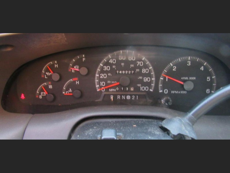 FORD F150 1998 price $4,995