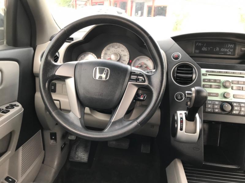 Honda Pilot 2011 price $9,000
