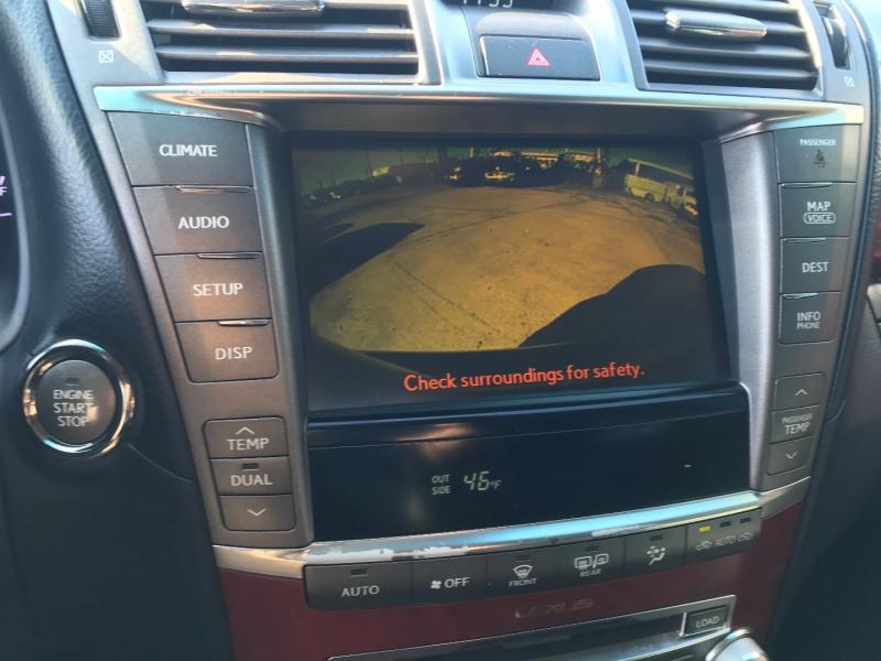 Lexus LS 460 2010 price $9,500