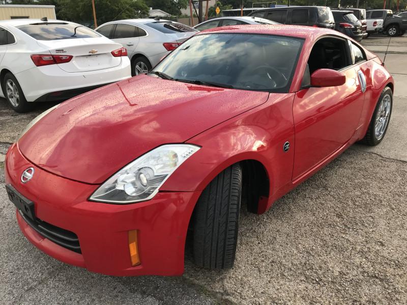 Nissan 350Z 2008 price $12,500