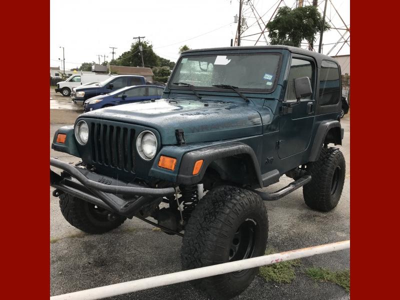Jeep WRANGLER / TJ 1997 price $8,995