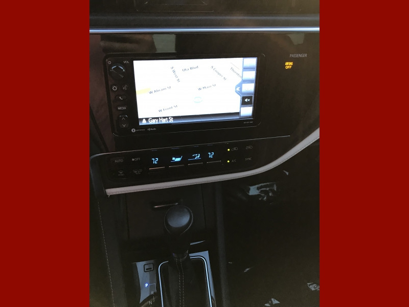 Toyota COROLLA IM 2017 price $16,999