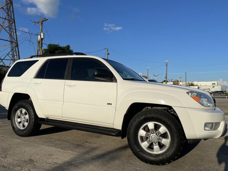 Toyota 4RUNNER 2004 price $8,450