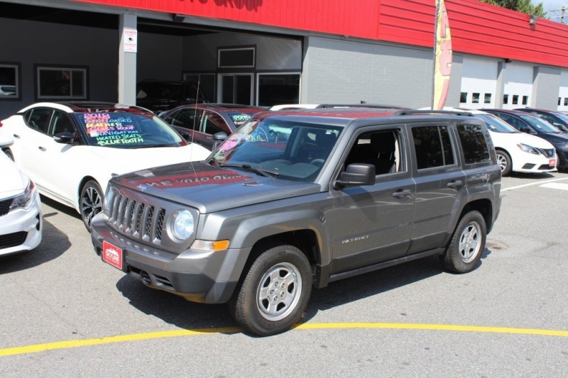 Jeep Patriot 2012 price $10,889