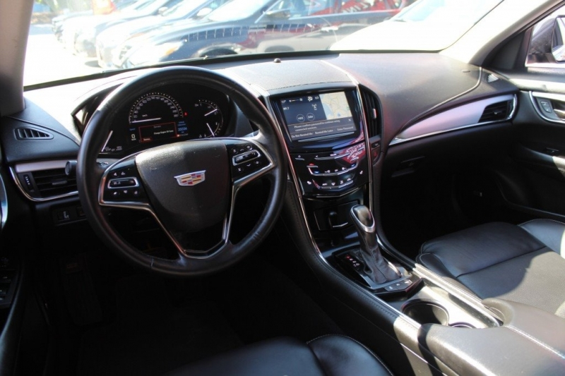 Cadillac ATS Sedan 2018 price $34,889