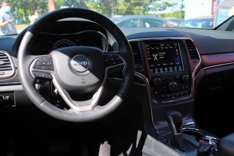 Jeep Grand Cherokee 2018 price $36,889